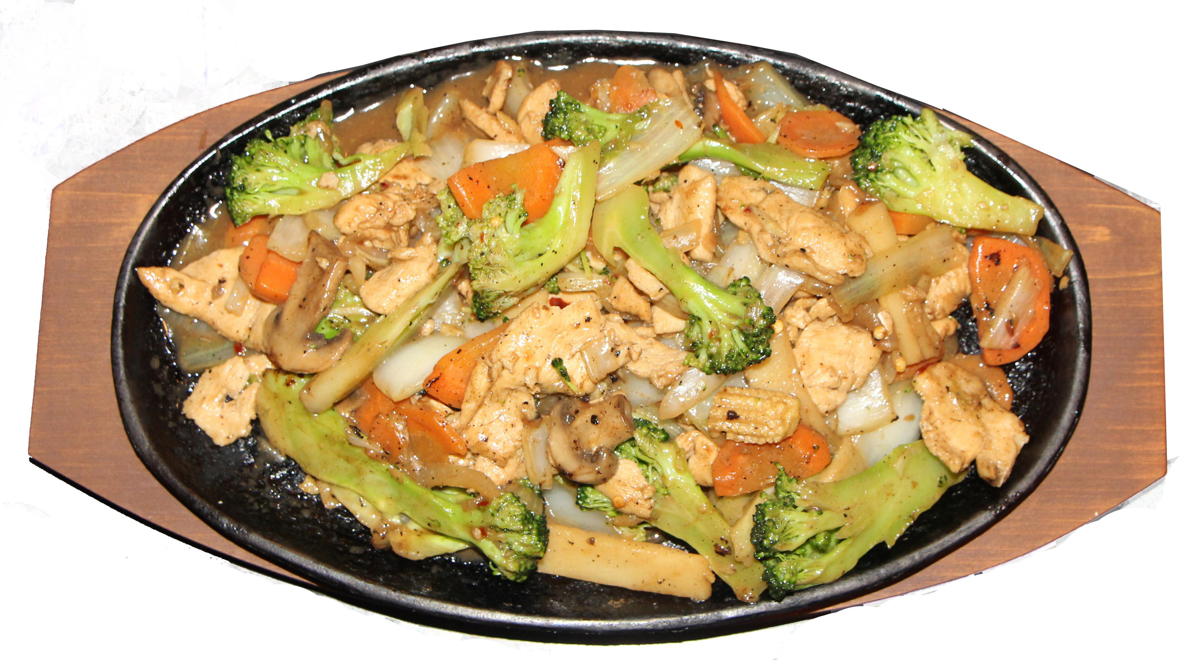 Chicken Szechuan - Cunard