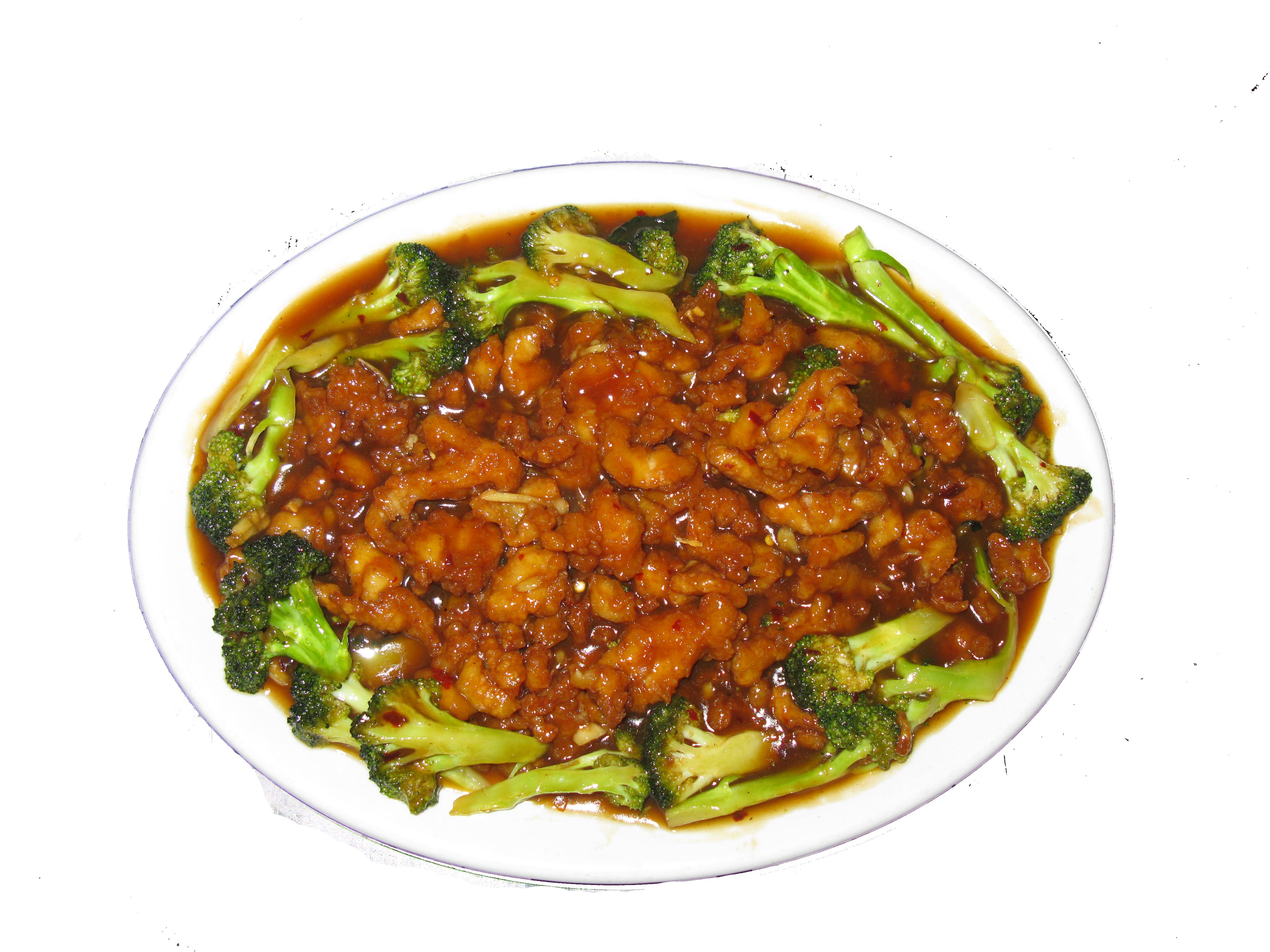 General Tso Chicken - Cunard Restaurant